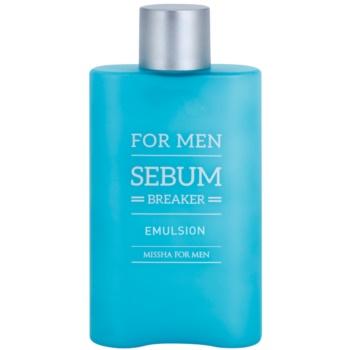 Missha For Men Sebum Breaker emulsione viso per pelli grasse 160 ml