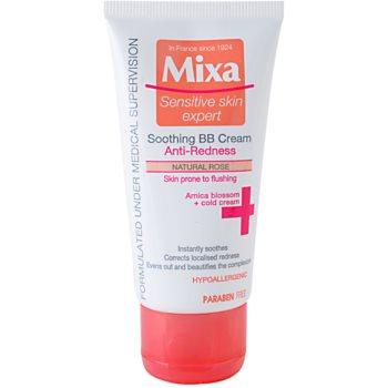 MIXA Anti-Redness BB cream colore (Natural Rose) 50 ml