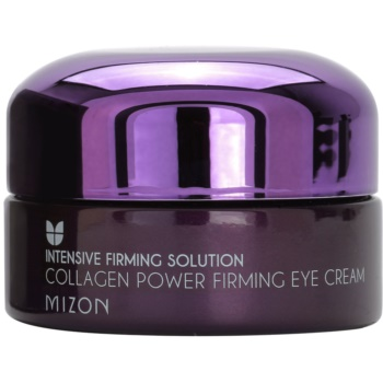 Mizon Intensive Firming Solution Collagen Power crema rassodante occhi contro rughe, gonfiori e macchie scure (Firming Eye Cream, 42 % Of Collagen Solution Contained) 25 ml