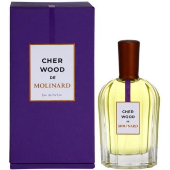 Molinard Cher Wood eau de parfum unisex 90 ml
