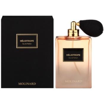 Molinard Heliotrope eau de parfum per donna 75 ml