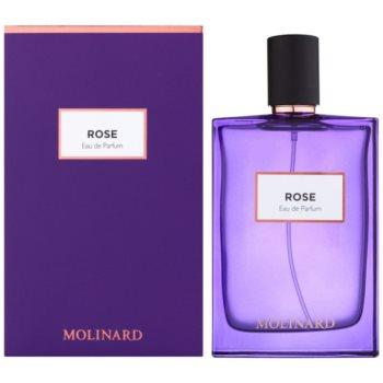 Molinard Rose eau de parfum per donna 75 ml