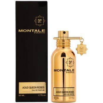 Montale Aoud Queen Roses eau de parfum per donna 50 ml