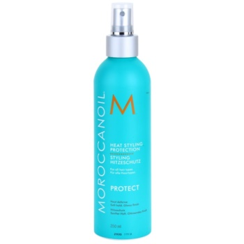 Moroccanoil Protect spray modellante per la termoprotezione dei capelli (Heat Defense, Soft Hold, Glossy Finish) 250 ml