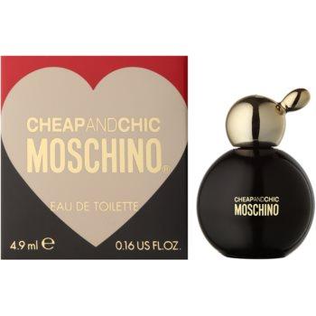 Moschino Cheap & Chic eau de toilette per donna 4,9 ml