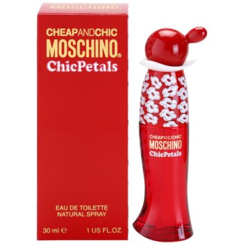 Moschino Cheap & Chic Chic Petals eau de toilette per donna 30 ml