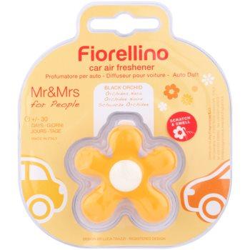 Mr & Mrs Fragrance Fiorellino Black Orchid Deodorante per auto