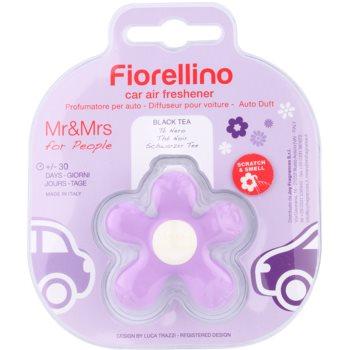 Mr & Mrs Fragrance Fiorellino Black Tea Deodorante per auto