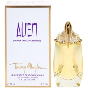 Mugler Alien Eau Extraordinaire eau de toilette per donna 60 ml ricaricabile