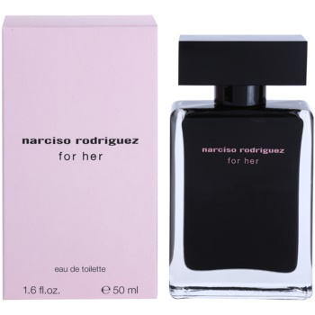 Narciso Rodriguez For Her eau de toilette per donna 50 ml