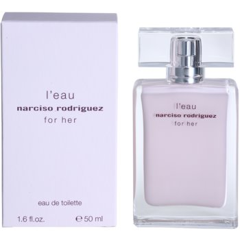 Narciso Rodriguez L´Eau For Her eau de toilette per donna 50 ml