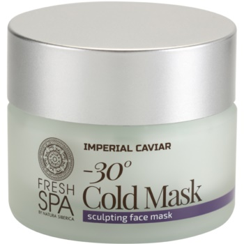 Natura Siberica Fresh Spa Imperial Caviar maschera modellante viso anti-age 50 ml