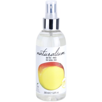 Naturalium Fruit Pleasure Mango spray rinfrescante corpo Mango (0% Parabens) 200 ml