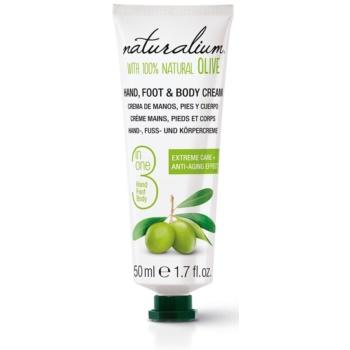 Naturalium Olive crema corpo (Hand, Foot & Body Cream) 50 ml