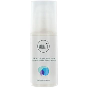 Naturativ Body Care Hypoallergenic balsamo trattante mani per pelli secche e molto secche (Vegan Cosmetic) 100 ml