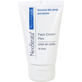 NeoStrata Resurface crema emolliente intensa anti-age (Face Cream Plus 15 AHA) 40 g
