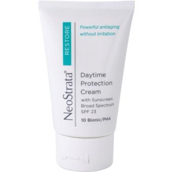 NeoStrata Restore crema protettiva giorno anti-age SPF 23 (Daytime Protection Cream 10 Bionic / PHA) 40 g