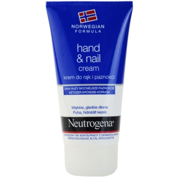 Neutrogena Hand Care crema per mani e unghie (Hand & Nail Cream) 75 ml