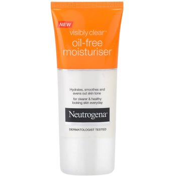 Neutrogena Visibly Clear Oil-free Moisturiser crema idratante (Moisturising Cream) 50 ml
