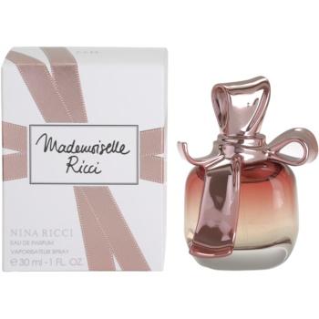Nina Ricci Mademoiselle Ricci eau de parfum per donna 30 ml