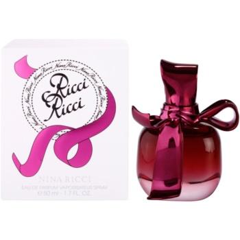 Nina Ricci Ricci Ricci eau de parfum per donna 50 ml