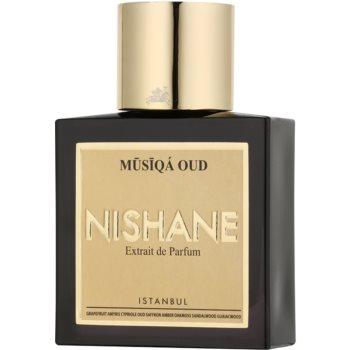 Nishane Musiqa Oud estratto profumato unisex 50 ml