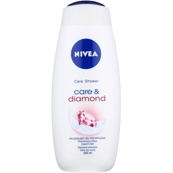 Nivea Care & Diamond gel doccia trattante 500 ml