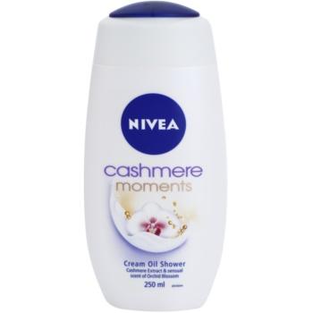 Nivea Cashmere Moments crema doccia (Cream Oil Shower) 250 ml