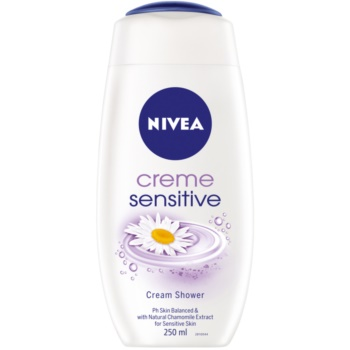 Nivea Creme Sensitive docciaschiuma in crema per pelli sensibili (Cream Shower) 250 ml