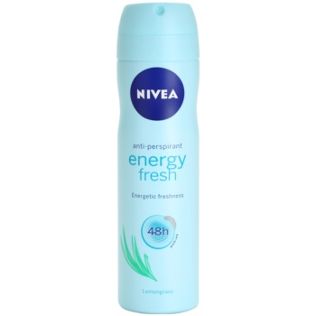 Nivea Energy Fresh deodorante spray (Anti-Perspirant Deodorant) 150 ml
