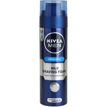 Nivea Men Original schiuma da barba (Smooth Shaving Without Tension) 200 ml