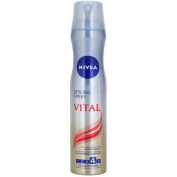 Nivea Vital lacca per capelli con fissaggio extra forte (Styling Spray) 250 ml