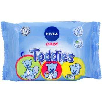 Nivea Baby Toddies salviette detergenti per bambini 60 pz