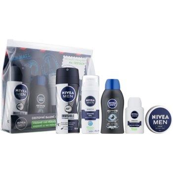 Nivea Men Travel with Care set di cosmetici I.