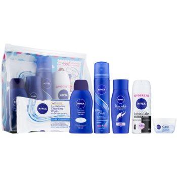 Nivea Travel with Care set di cosmetici I.