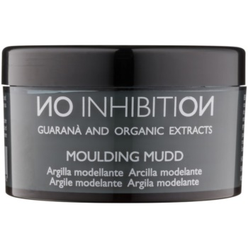 No Inhibition Pastes Collection cera modellante per un finish opaco Moulding Mudd (Guaraná and Organic Extracts) 75 ml