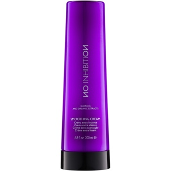 No Inhibition Styling crema lisciante per capelli Smoothing Cream (Guarana and Organic Extracts) 200 ml