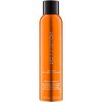 No Inhibition Styling lacca per capelli Eco Hairspray (Guarana and Organic Extracts) 250 ml