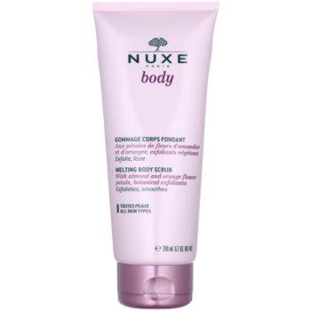 Nuxe Body scrub doccia per tutti i tipi di pelle (Fondant Body Scrub) 200 ml