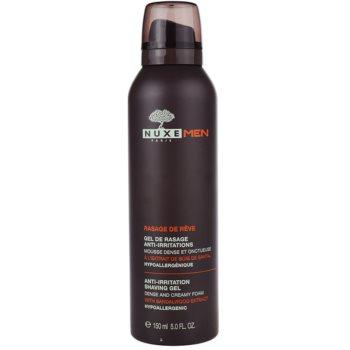 Nuxe Men gel per rasatura contro irritazioni e prurito (Anti-Irritation Shaving Gel) 150 ml