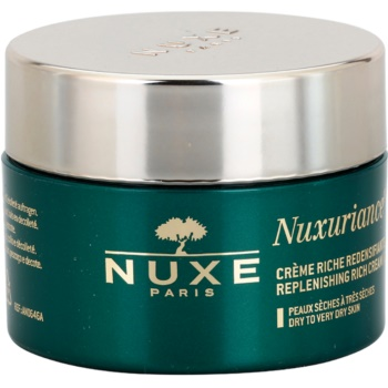 Nuxe Nuxuriance Ultra olio nutriente ringiovanente per pelli secche e molto secche (With Saffron and Bougainvillea Bo-Floral Cells) 50 ml