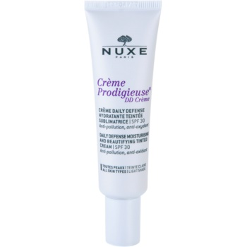 Nuxe Creme Prodigieuse DD cream colore Light Shade/Teninte Claire (Daily Defense Moisturising And Beautifying Tinted Cream) 30 ml