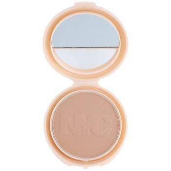 NYC Smooth Skin BB Radiance cipria illuminante colore 002 Warm Beige 9,4 g