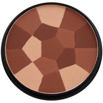NYC Color Whee cipria mosaico colore 724 All Over Bronze 9 g