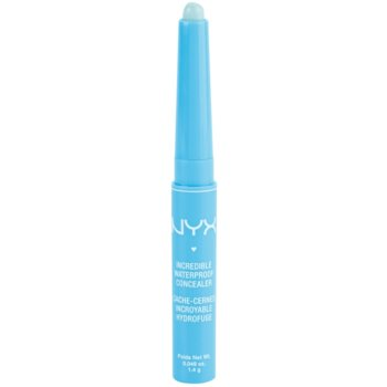 NYX Professional Makeup Concealer Stick correttore waterproof colore 12 Green 1,4 g