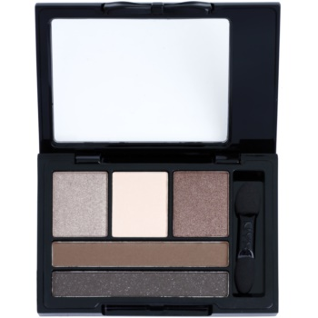 NYX Professional Makeup Love in Florence palette di ombretti con applicatore colore 01 Meet My Romeo 2,4 g