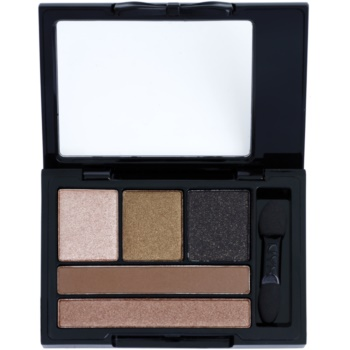 NYX Professional Makeup Love in Florence palette di ombretti con applicatore colore 05 Sunsets with Sophia 2,4 g