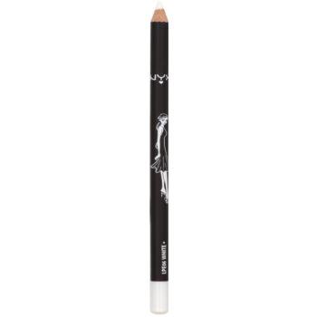 NYX Professional Makeup Long matita per ciglia e sopracciglia colore 06 White 2 g