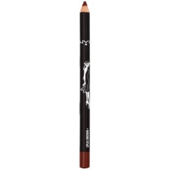 NYX Professional Makeup Long matita per labbra colore 02 Brown 2 g