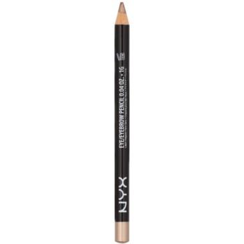 NYX Professional Makeup Slim matita per ciglia e sopracciglia colore Velvet 1 g